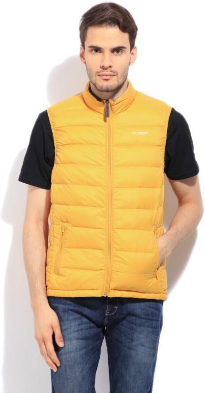 U.S. Polo Assn. Sleeveless Solid Men's Jacket