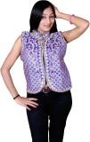 Shreeji Designer Sleeveless Embroidered ...
