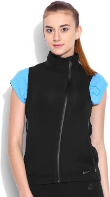 Nike Sleeveless Solid Women's Jacket