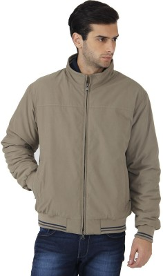 Fahrenheit Full Sleeve Solid Men's Quilted Jacket