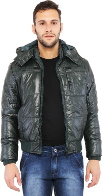 Killer Full Sleeve Solid Men's Quilted Jacket
