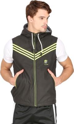 Vwear Sleeveless Solid Men's Jacket