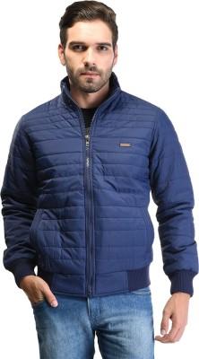 Duke Stardust Full Sleeve Solid Men's Jacket