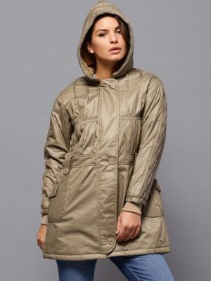 Roadster Full Sleeve Solid Women's Jacket