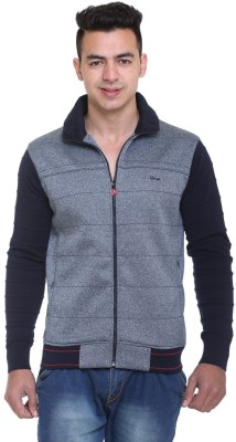 Unex Full Sleeve Solid Men's Jacket