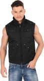 Oxemberg Sleeveless Solid Men's Quilted ...