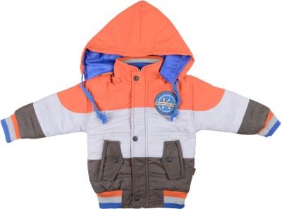 Okane Full Sleeve Striped Boy,s Jacket