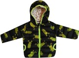 Icable Full Sleeve Printed Boys Jacket