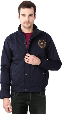 University of Oxford Full Sleeve Solid Men's Jacket
