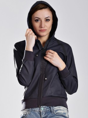 GAS Full Sleeve Solid Women's Riding Jacket