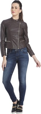 Only Full Sleeve Solid Women's Jacket