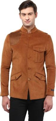 GIVO Full Sleeve Solid Men's Jacket
