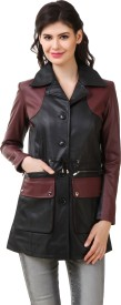 Fashion Gallery Full Sleeve Solid Women's Jacket