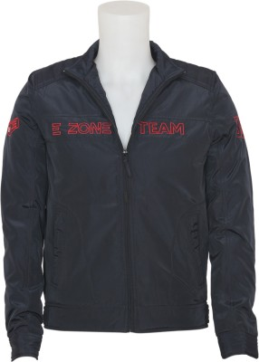 Ezone Full Sleeve Solid Men's Jacket