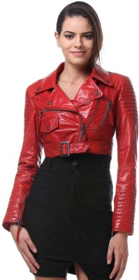 Bareskin Full Sleeve Solid Womens Jacket