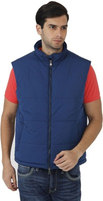 Fahrenheit Sleeveless Solid Men's Quilted Jacket