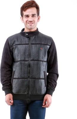 Oceanic Full Sleeve Self Design Men's Jacket