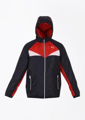 Puma Full Sleeve Solid Men's Sports Jacket Jacket