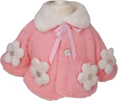 Abito Juniors 3/4 Sleeve Applique Girl's Jacket