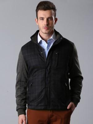 Invictus Full Sleeve Checkered Men's Jacket
