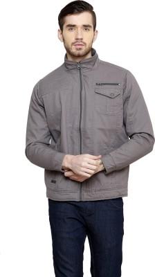 Cotton County Premium Full Sleeve Solid Men's Jacket