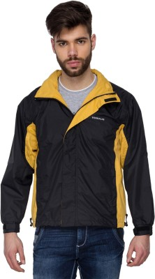 Versalis Full Sleeve Solid Men's Jerkin Jacket