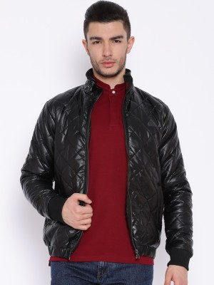 Pepe Jeans Full Sleeve Self Design Men's Jacket