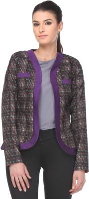Kaaryah Full Sleeve Printed Women's Jacket