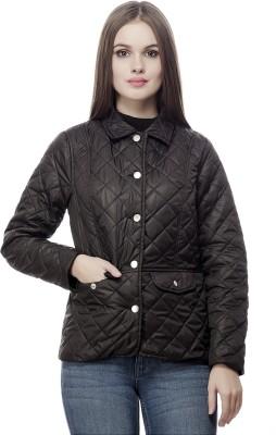 Peptrends Full Sleeve Solid Women's Jacket