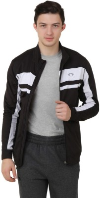Arcley Full Sleeve Solid Men's Jacket