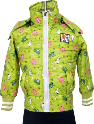 Dakine Full Sleeve Printed Boy's Jacket