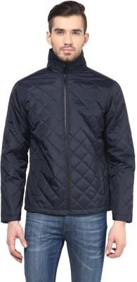 The Vanca Full Sleeve Solid Men's Jacket