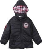 Beebay Full Sleeve Solid Boys Jacket