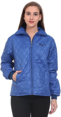 TAG-7 Full Sleeve Solid Women's Jacket