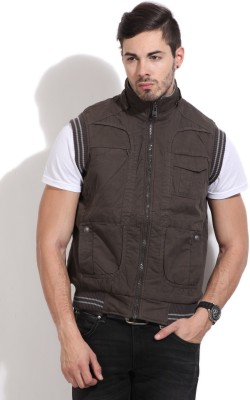 Fort Collins Sleeveless Solid Men's Jacket