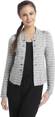 Only Full Sleeve Striped Women's Jacket