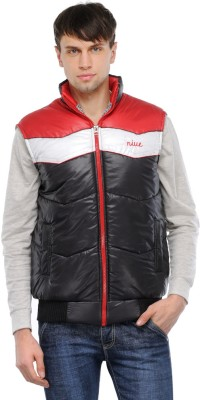TSX Sleeveless Solid Men's Quilted Jacket