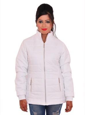 Be-Beu Full Sleeve Striped Women's Jacket