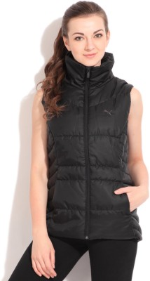 Puma Sleeveless Solid Women's Quilted Jacket