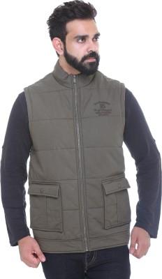 Trufit Sleeveless Solid Mens Jacket