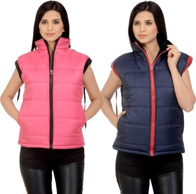Rakshita,s Collection Sleeveless Solid Women,s Jacket