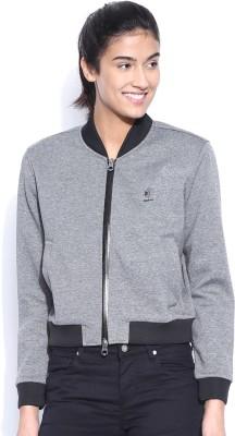 Reebok Classic Full Sleeve Solid Women's Jacket
