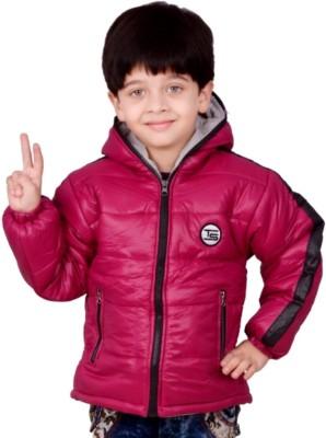 Kabeer Full Sleeve Striped Baby Boy's Jacket