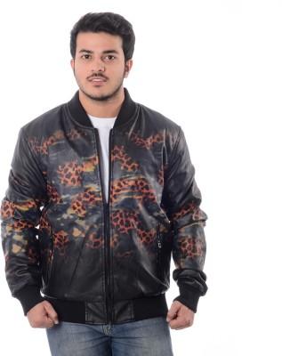 F4u Fashions Full Sleeve Printed Men's Jacket