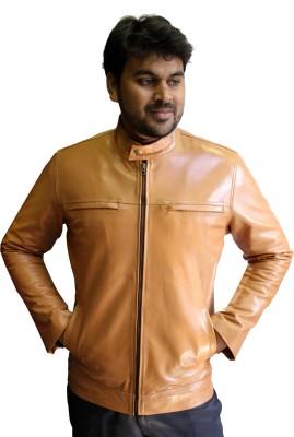 Bharat Full Sleeve Solid Men's Jacket