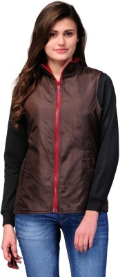 Yepme Sleeveless Solid Women,s Non-Quilted Jacket