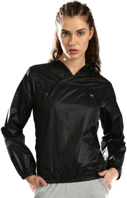 HRX by Hrithik Roshan Full Sleeve Solid Womens Jacket