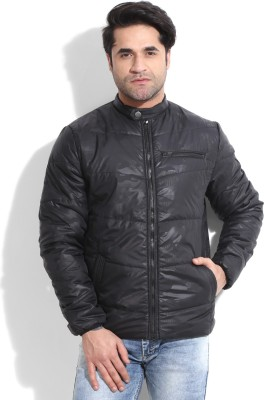 Pepe Jeans Full Sleeve Printed Men's Quilted Jacket