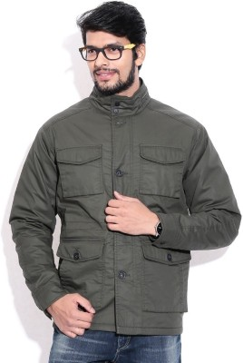 Raw Urban Culture Full Sleeve Solid Men,s Bomber Jacket