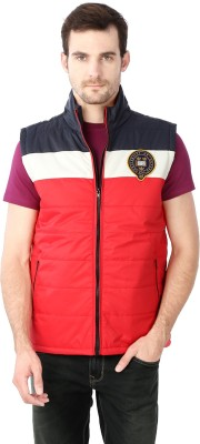 University of Oxford Sleeveless Solid Men's Jacket